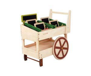 Carucior de jucarie Fruit And Veg Cart