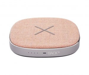 Baterie externa wireless CHARGEit Rose
