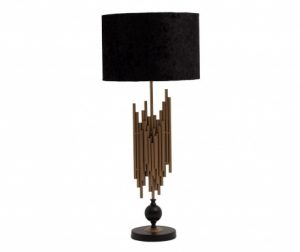 Lampa Clarabelle Royal Gold