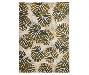 Covor Tropics Cream Green 120x170 cm